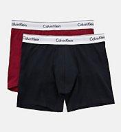 Calvin Klein Modern Cotton Stretch Boxer Brief - 2 Pack NB1087