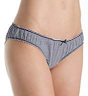 Tommy Hilfiger Cotton Ruched Bikini Panty - 2 Pack R82T006
