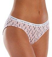 Tommy Hilfiger Classic Cotton Logo Bikini Panty - 2 Pack R82T040