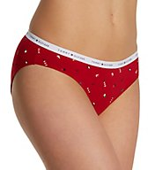 Tommy Hilfiger Classic Cotton Logo Bikini Panty - 3 Pack R91T003